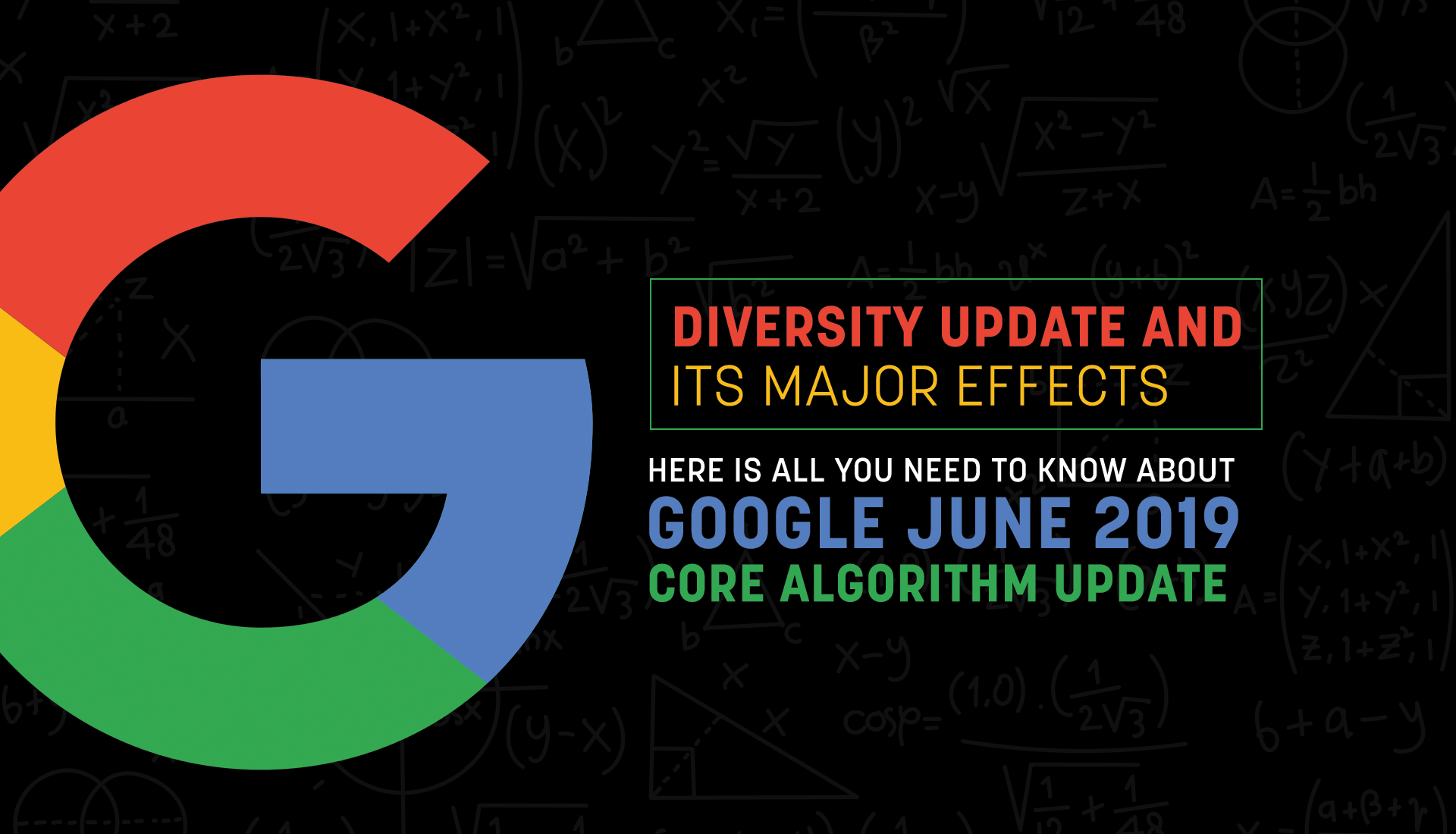 Google Update July 2019
