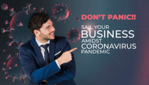 Sail Your Business Amidst Coronavirus Pandemic
