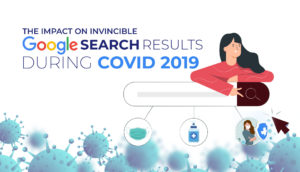 How covid impacted SEO